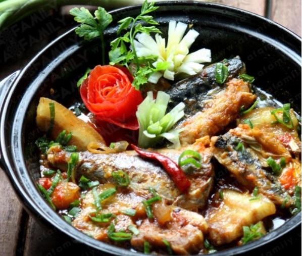 Đậm đà đưa cơm với món cá nục kho kiểu mới