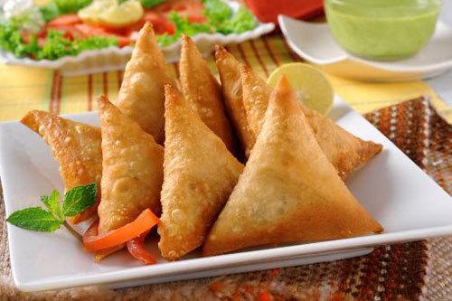 Samousa – món bánh giòn rụm thơm ngon từ Ấn Độ