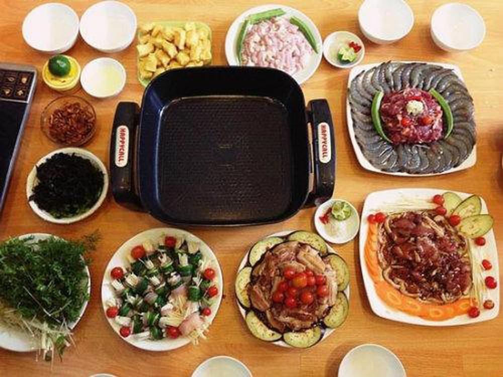 Lẩu nướng – Món ngon ngày lạnh