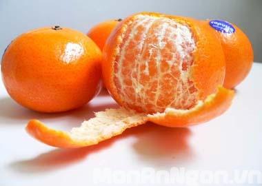 Ăn quýt như thế nào để không hại sức khỏe