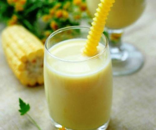 Cách làm sữa ngô bỗ dưỡng cho bé ở nhà
