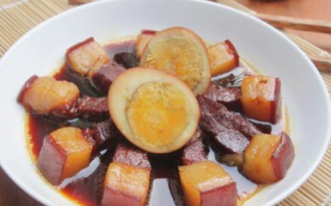 Cách làm món thịt kho trứng đậm đà ngon cơm