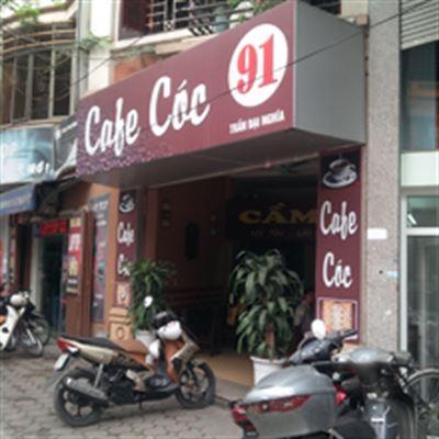 Cóc Cafe