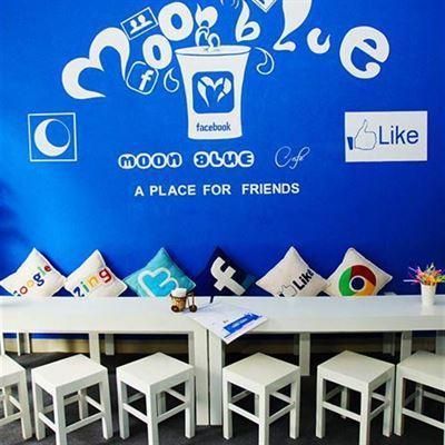 Moon Blue Cafe – Hà Đông