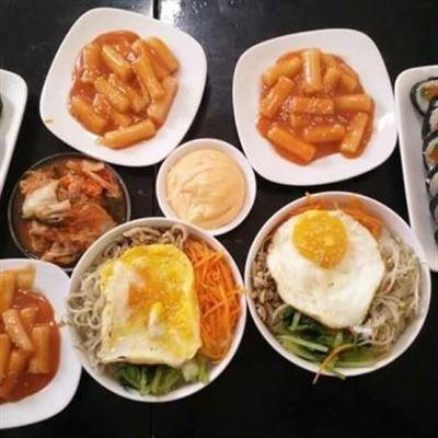 4 Eyes Korean Food – Lạch Tray