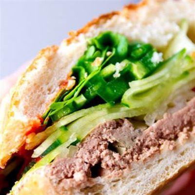 Bánh Mì Pate – Đình Đông