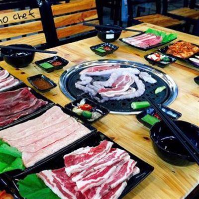 Sumo Chef – Nướng & Lẩu