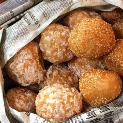 Bà Lương – Bánh Rán Các Loại