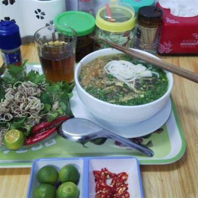 Bún Cá Rô Đồng – Quang Trung