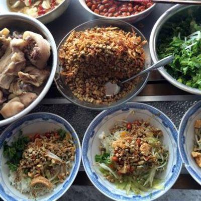 Cơm Hến – Nguyễn Sinh Cung