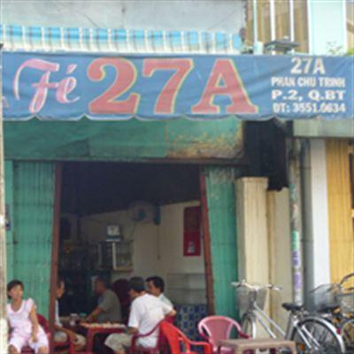 27A Cafe – Phan Chu Trinh