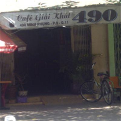 490 Cafe – Minh Phụng