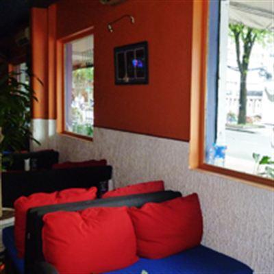 Blue Cafe – Lê Thánh Tôn