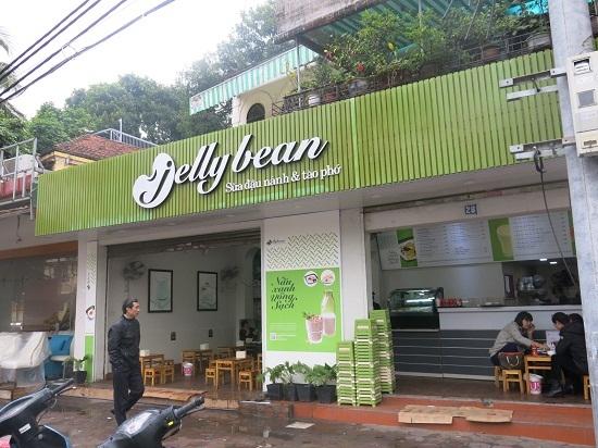 Tào Phớ Jellybean – Quang Trung