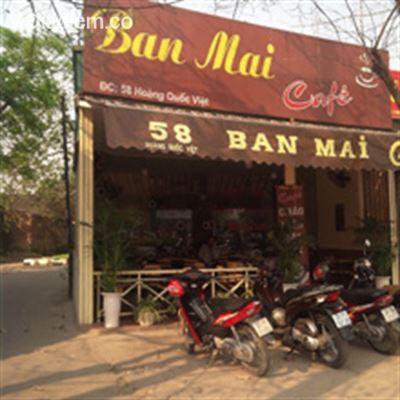 Ban Mai Cafe – Hoàng Quốc Việt