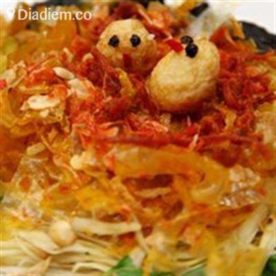Bánh Tráng Trộn Sài Gòn – Phan Tứ