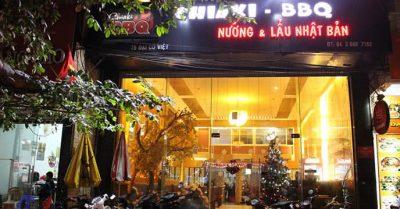 Chiaki BBQ – Đại Cồ Việt