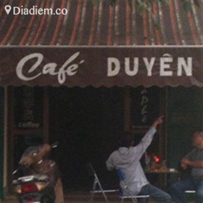 Duyên Cafe – Nguyễn Huy Tự