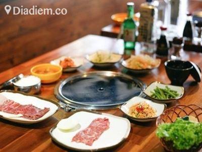 Gogi House – Nướng Hàn Quốc – Trần Thái Tông