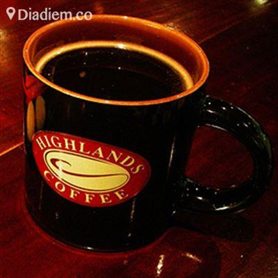Highlands Coffee – Trần Duy Hưng