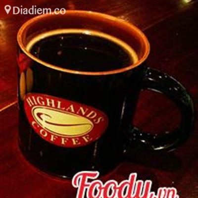 Highlands Coffee – TTTM Hàng Da Galleria