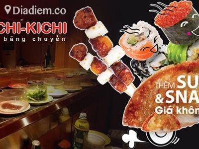 Kichi Kichi Lẩu Băng Chuyền – Trần Thái Tông