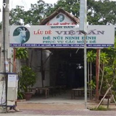 Lẩu Dê Việt Ấn