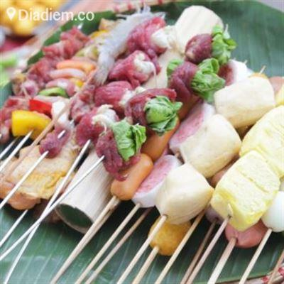 Nướng Sapa – Nguyễn Khang