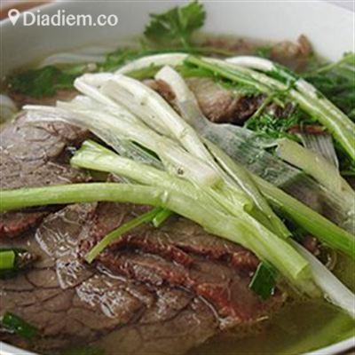 Quán Thuận – Phở Bò, Bún Cá