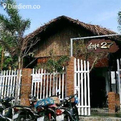 27 Cafe & Sinh Tố – Phan Bội Châu