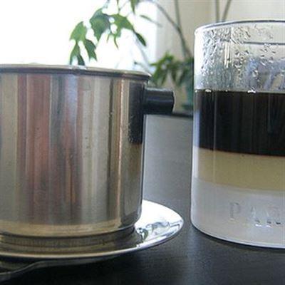 Hoa Sữa Cafe – Hồng Hà