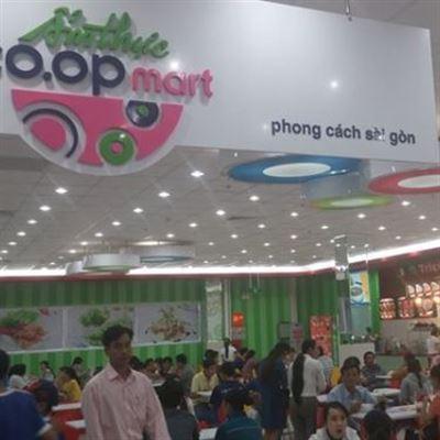 Food Court – Coopmart Cao Lãnh