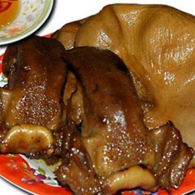 Thể Dung – Bún Chả, Lòng Lợn