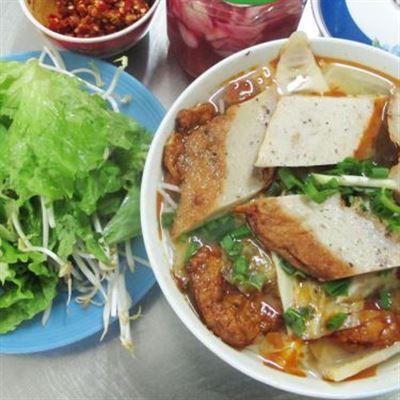 Quán Ánh – Bánh Canh & Bún Chả Cá