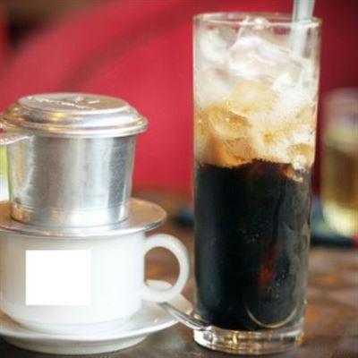 Cream Chibi Coffee