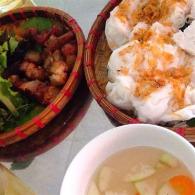 Bánh Cuốn Mẹt – Chợ Đông Thành