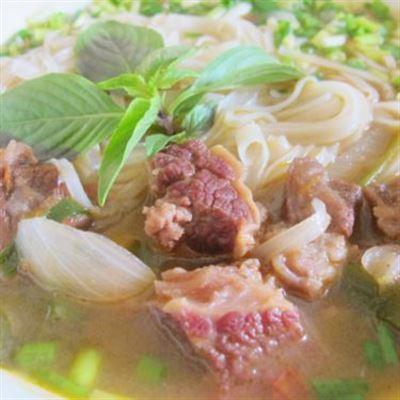 Hoàng Hoan – Phở Bò Nam Định