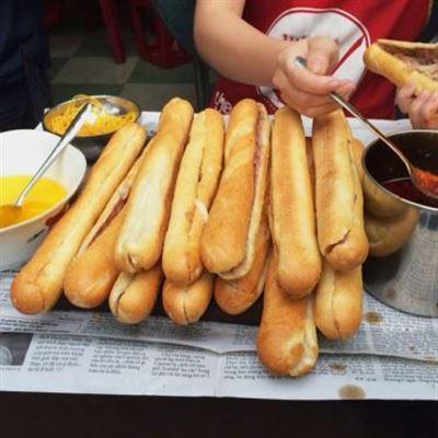 Bánh Mì Que Đà Nẵng – Quang Trung