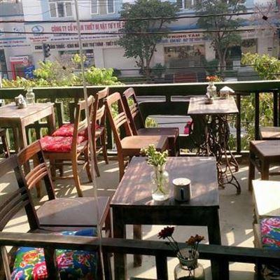 Hội Cafe – Phan Bội Châu