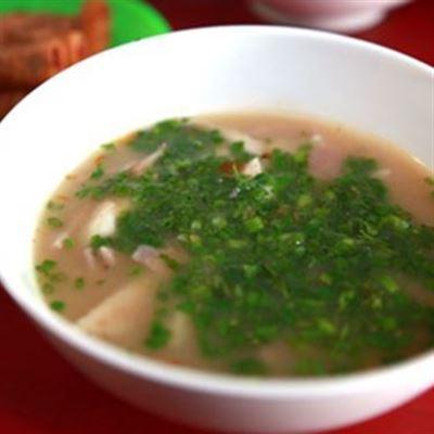 Cháo Sát Cá Lóc & Bánh Cuốn Nóng