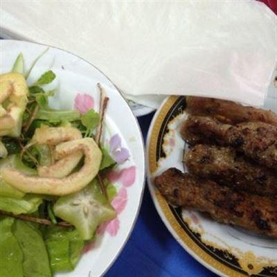 Bún Thịt Nướng – Nem Lụi – Mai Thúc Loan