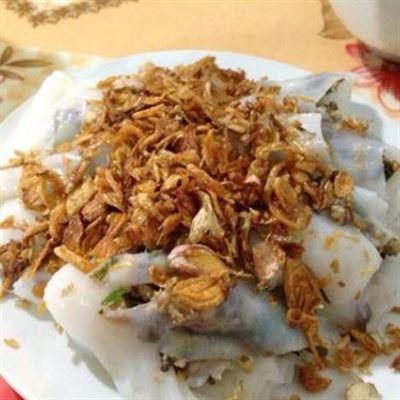 Bánh Cuốn Nóng Thanh Nam