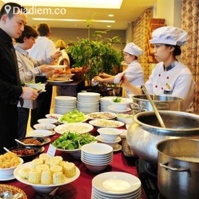 Buffet Green Hotel – Thùy Vân