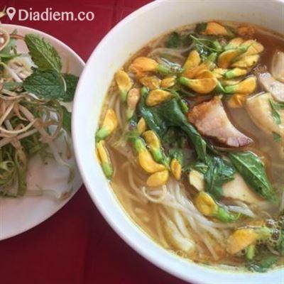 Bún Cá Châu Đốc – Nguyễn Thái Học
