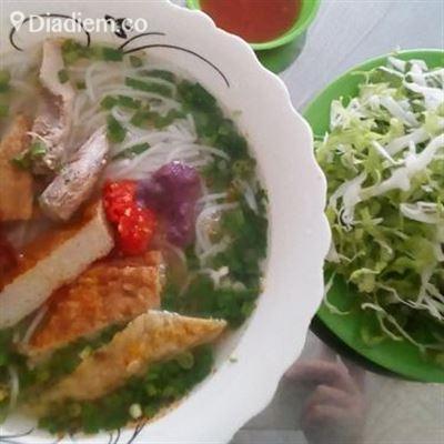 Bún Chả Cá Nha Trang – Nguyễn Huệ