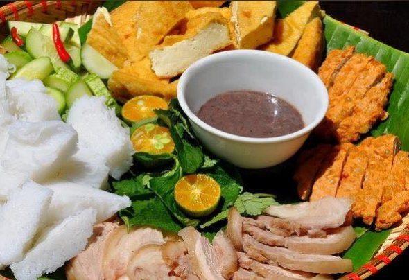 Top 10 quán bún đậu mắm tôm ngon ở Vinh