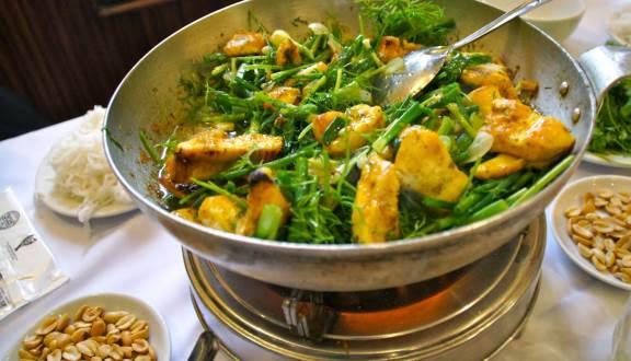 Chả cá Anh Vũ – Món ăn đặc sản tiến vua xưa