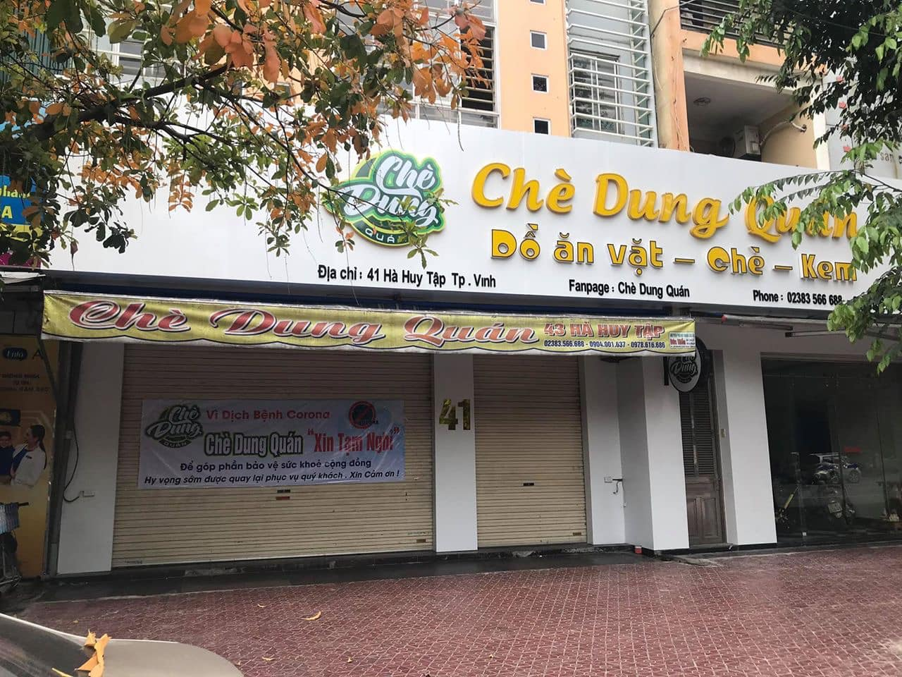 Chè Dung Quán