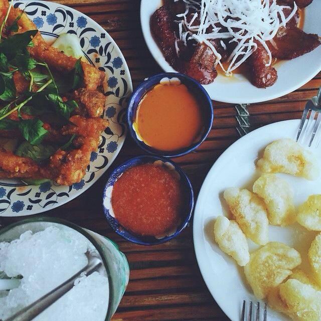 Top những quán ăn vặt ngon ship đồ tận nhà ở thành phố Vinh, Nghệ An