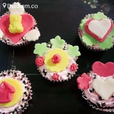 Cupcake Hằng Doo Bakery